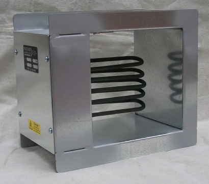 Duct mounted Electric Heater